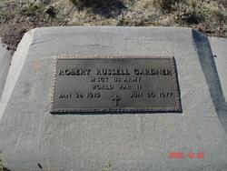 Robert Russell Gardner