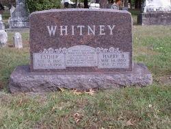 Esther <i>Kearns</i> Whitney