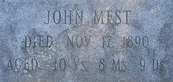 John Mest