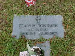 Grady Milton Smith