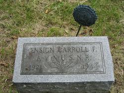 Ens Carroll F. Coffman