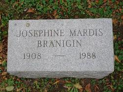 Josephine Mardis Branigin