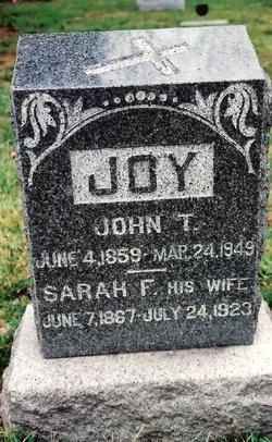 John Thomas Joy
