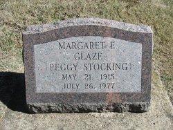 Margaret E. Peggy <i>Stocking</i> Glaze