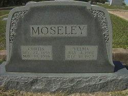 Velma Ellen <i>Pugh</i> Moseley