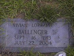 Vivian Lorraine Ballenger
