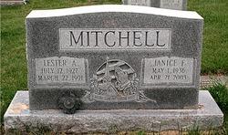 Lester Mitchell