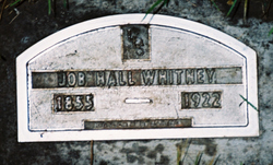 Job Hall Whitney