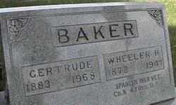 Gertrude Baker