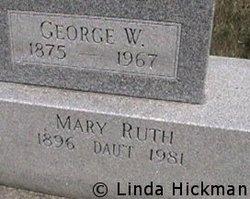 Mary Ruth Baker