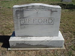 Willie Inez <i>Garrison</i> Sifford