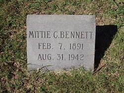 Mittie Carmen Bennett