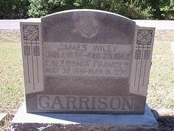 Caledonia Frances Callie <i>Gray</i> Garrison