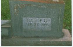 Harriet Geneva Hattie <i>Gatlin</i> Cone