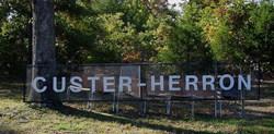 Custer-Herron Cemetery