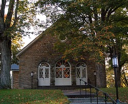 Timber Ridge Presbyterian Churchyard