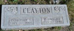 Dorothy Lois <i>Fenn</i> Clayton