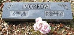 Marjorie <i>Acree</i> Morrow