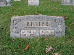 Nora D <i>Swain</i> Butler