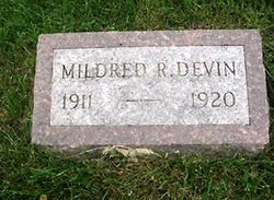 Mildred Ruth Devin