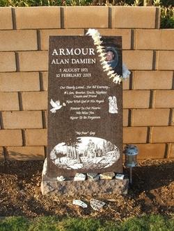 Alan Damien Armour