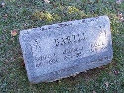 Arthur C Bartle