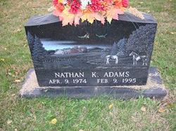 Nathan K. Adams