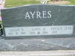 Loren D Ayres