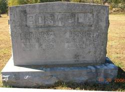 Martha A. <i>Shewmake</i> Boswell