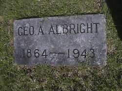 George A Albright