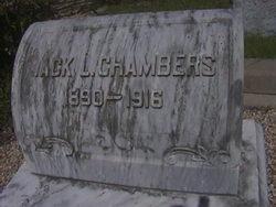 Jack Lewis Chambers