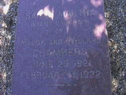 Sarah Martha Chambers