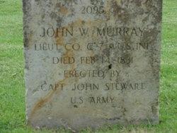 John W Murray