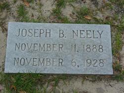 Joseph Bowden Neely, Sr
