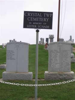 Crystal Township Cemetery