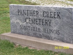 Panther Creek Cemetery