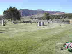 Lava Hot Springs Cemetery