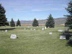 Driggs-Darby Cemetery