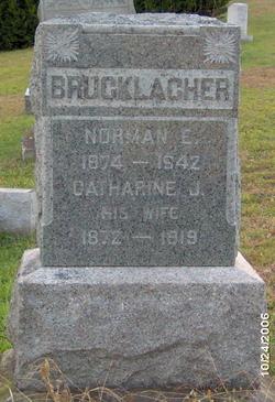 Norman E. Brucklacher