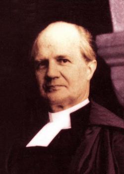 Rev Nils Fredrik Bolander
