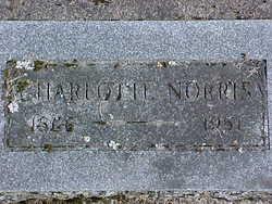Charlotte <i>Aldridge</i> Norris