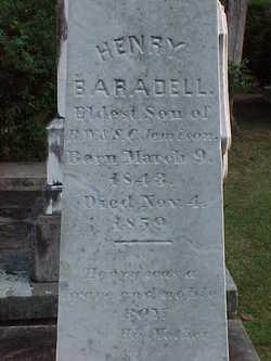 Henry Baradell Jemison