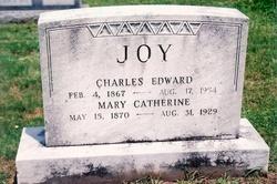 Charles Edward Joy