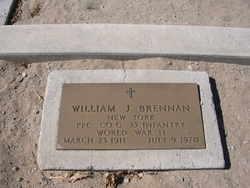 PFC William J. Brennan