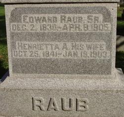 Henrietta A. Raub