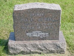 Joe E Atwell