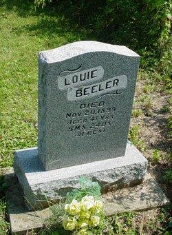 Louis Louie Beeler
