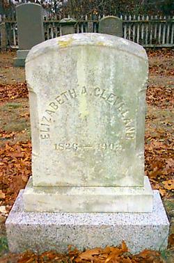 Elizabeth A. <i>Winslow</i> Cleveland