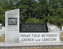 Indian Field United Methodist Church Cemetery
