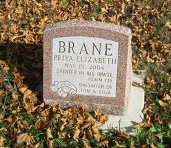 Priya Elizabeth Brane